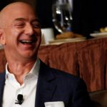 Jeff Bezos Makes Record $13bn In One Day