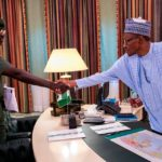 Insecurity: Buhari Meets Army Chief Buratai