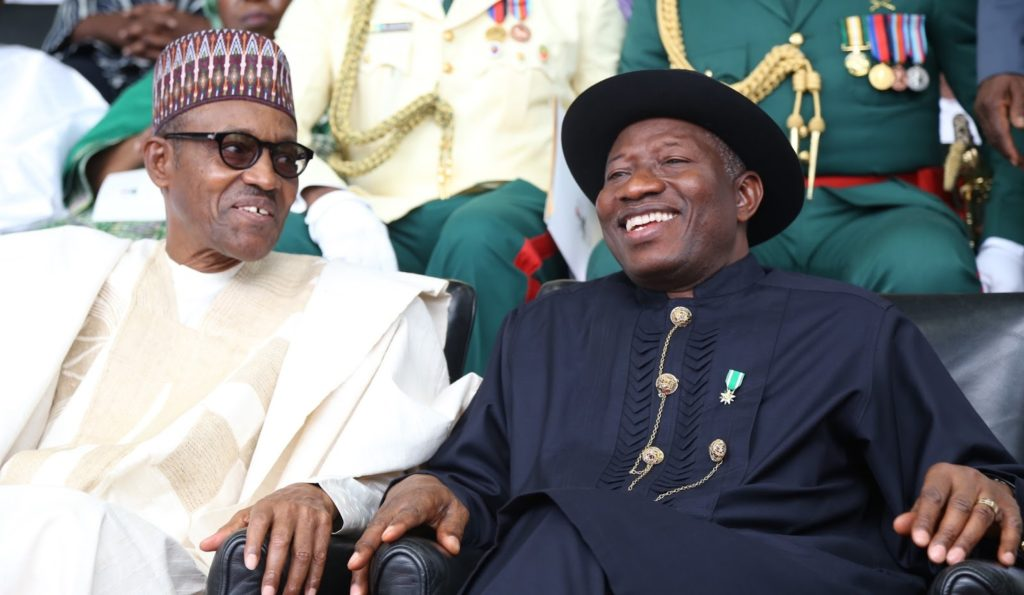 JUST IN: Buhari Names Agbor Railway Complex After Jonathan