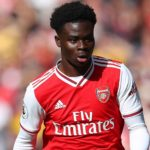 Super Eagles To Invite Arsenal's Bukayo Saka For September Friendlies