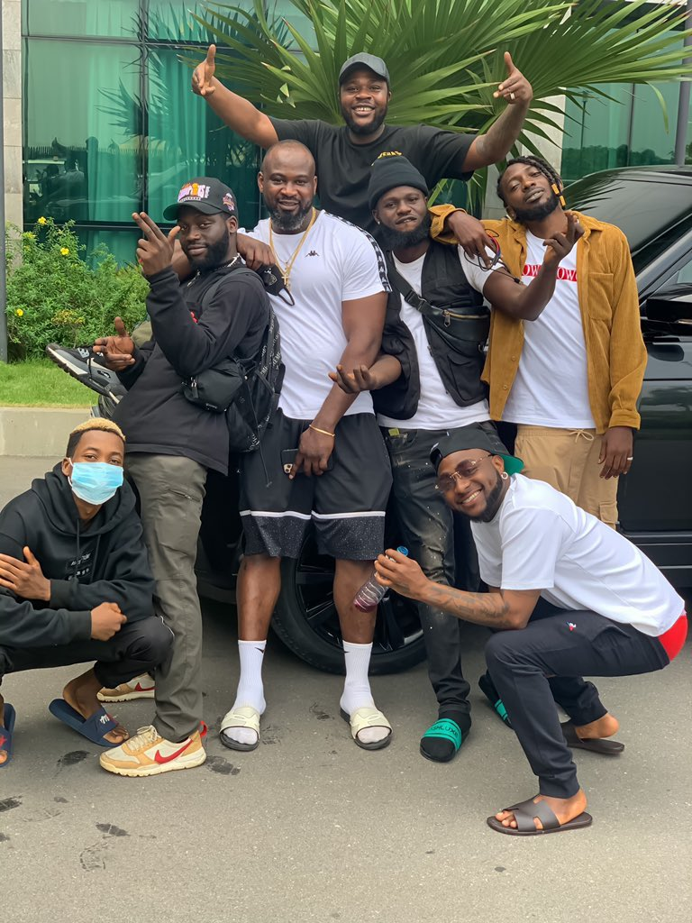 May D Joins Davido's Record Label, DMW
