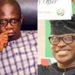Ondo Deputy Governor Ajayi Speaks After Losing Out On PDP Ticket