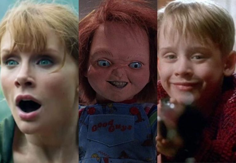 Bryce Dallas Howard Gets Bruises While Filming 'Jurassic World 3', SyFy Drops 'Chucky' Series Trailer & Disney's 'Home Alone' Reboot Cast Addition