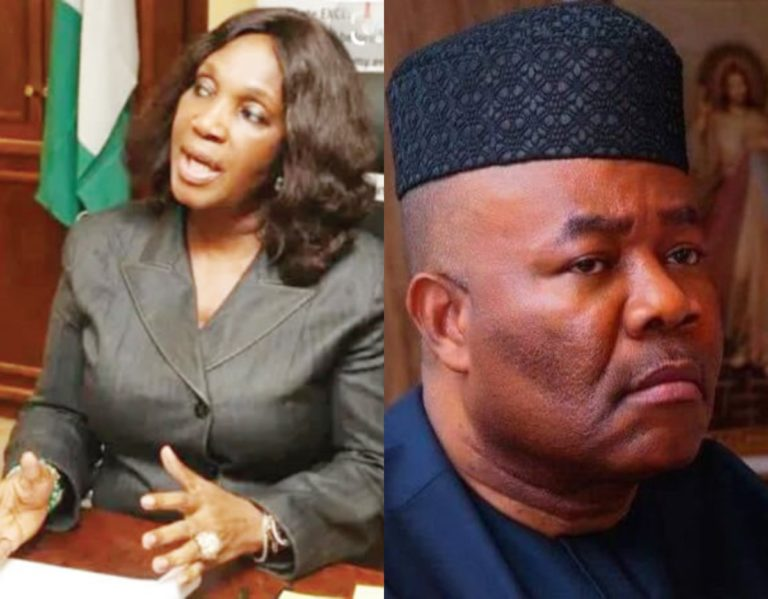 Sexual Harassment: Akpabio Slaps Joi Nunieh With Defamation Suit