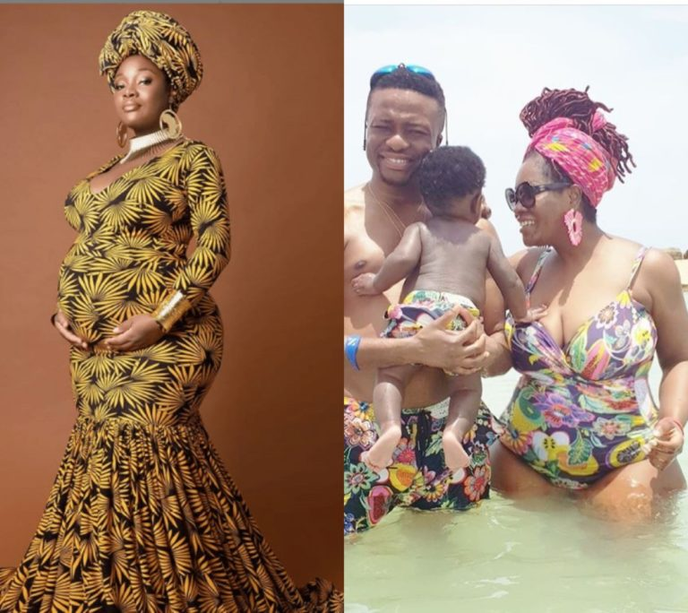 Toolz, Tunde Demuren Welcome Second Child