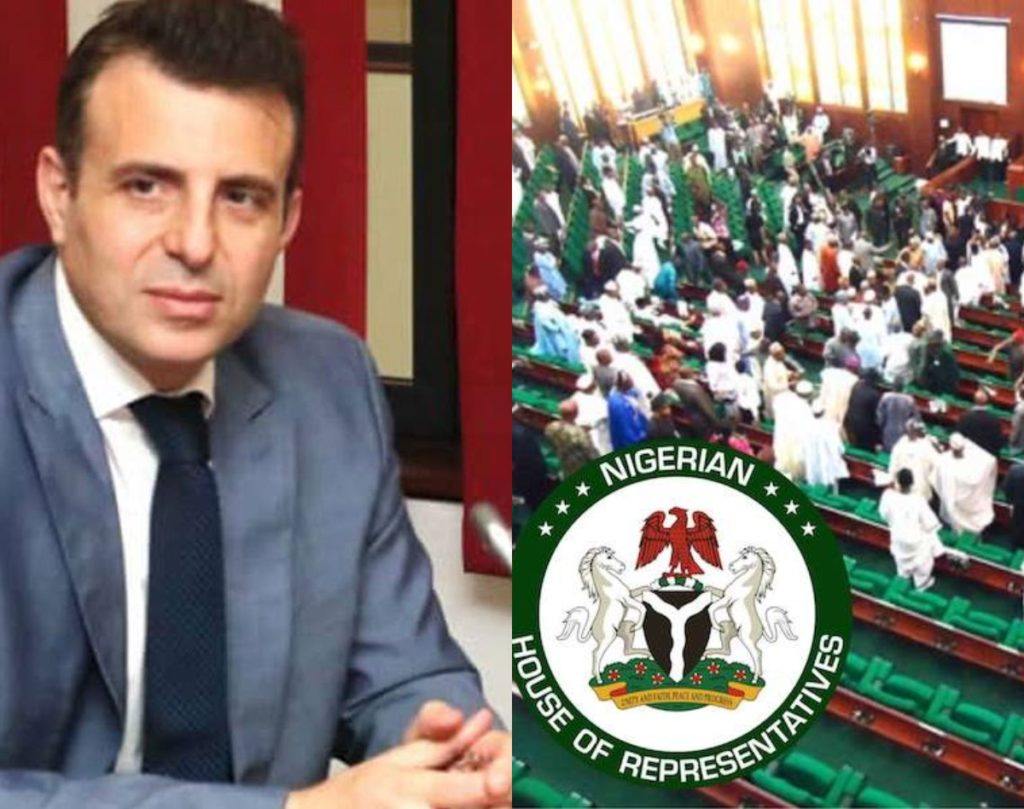 Lebanese Ambassador Walks Out Of Meeting With Lawmakers