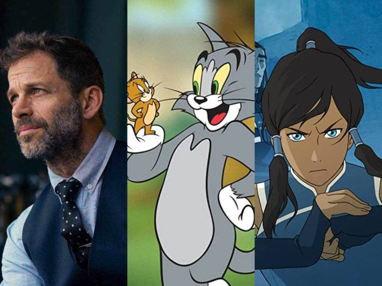 Zack Snyder's Cut Of 'Justice League' Not In DC Continuity, 'Tom & Jerry' Movie Details & 'Legend Of Korra' Coming To Netflix
