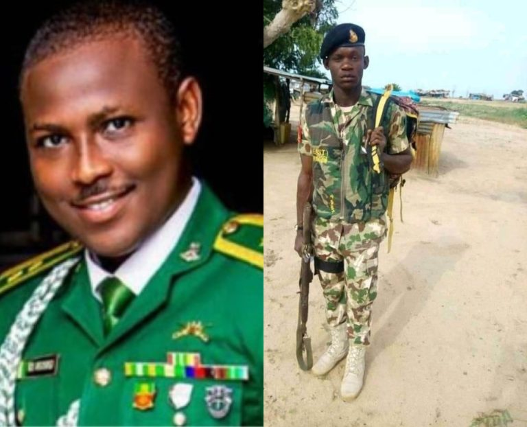 Soldier Shoots Colleague Dead In Borno