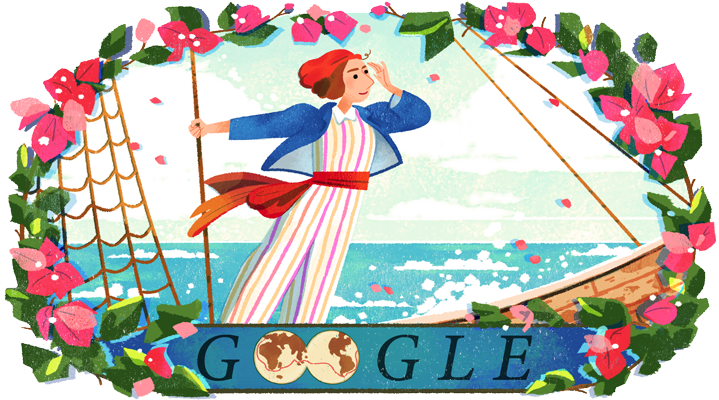 Jeanne Baret: Google Doodle Celebrates 280th Birthday Of First Woman To Circumnavigate The Globe