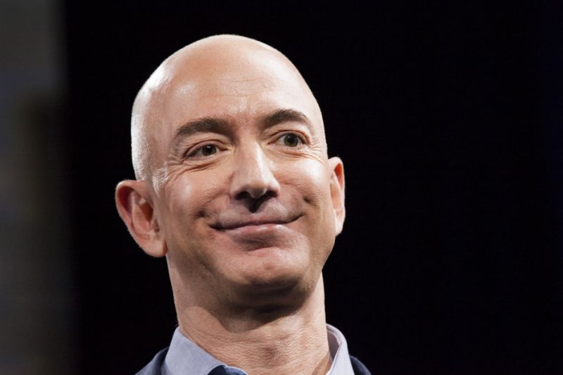Jeff Bezos Becomes The First Person Ever To Hit $200bn Net-worth