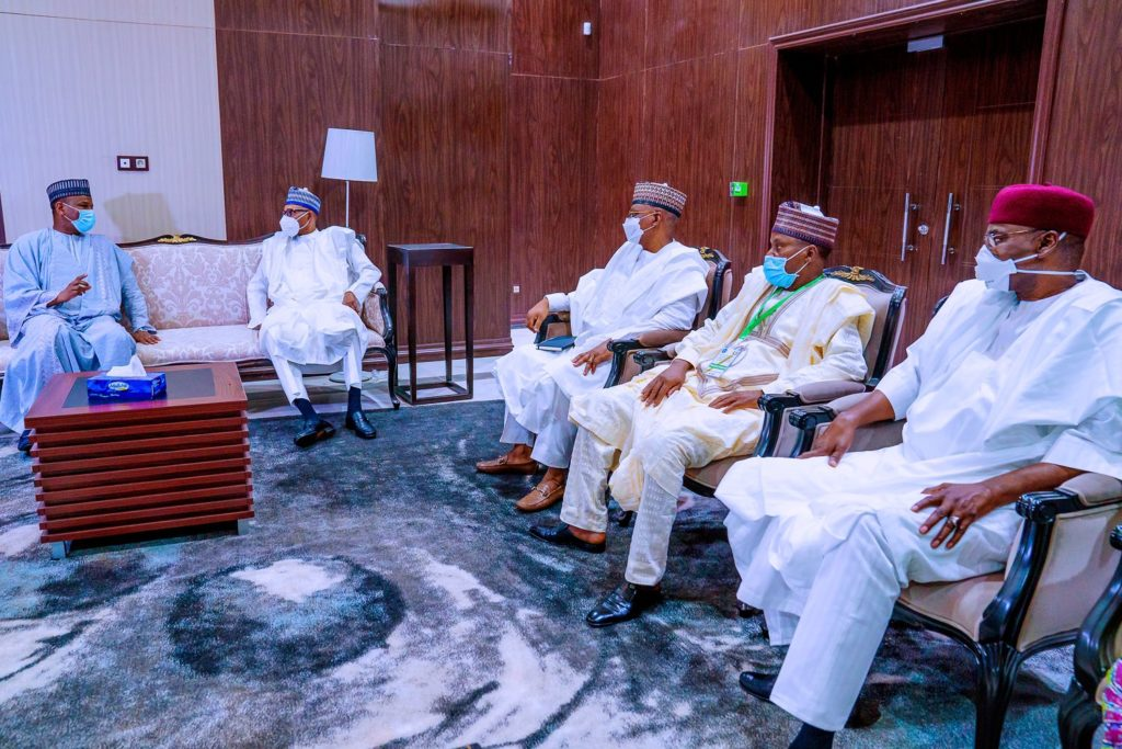 Mali's Crisis Affecting Peace In Other West African Countries - Buhari