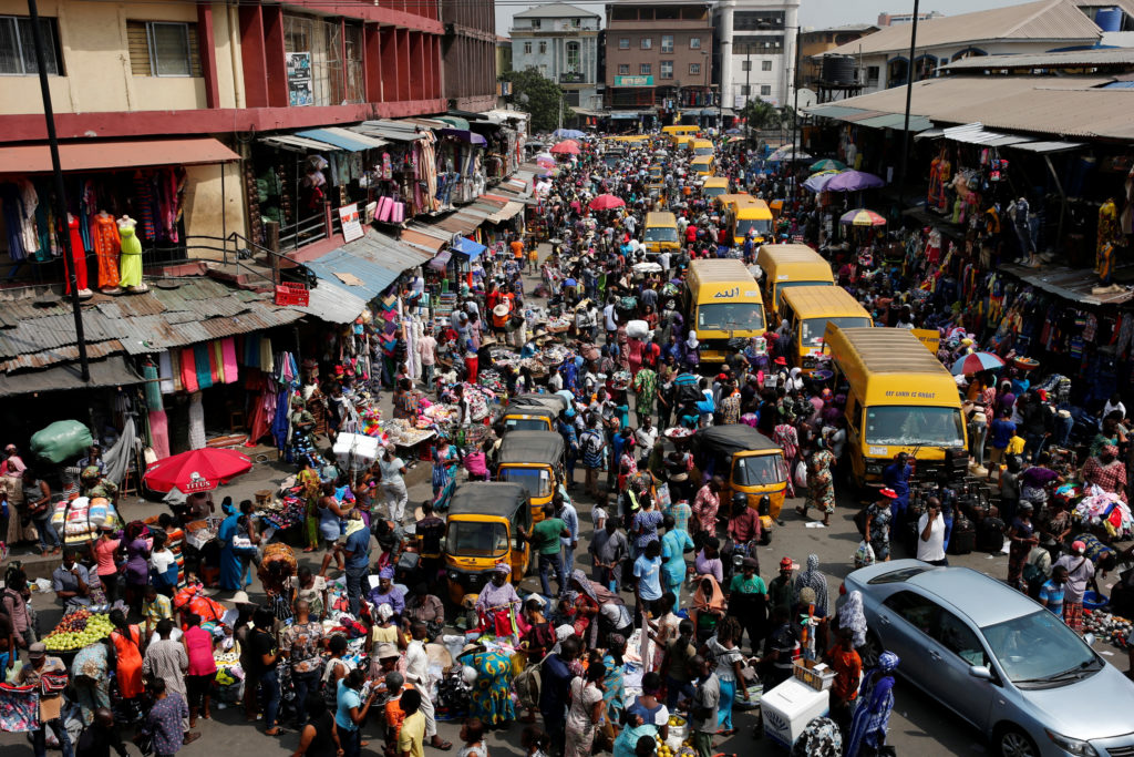 REPORT: Nigeria To Surpass China's Population By 2100