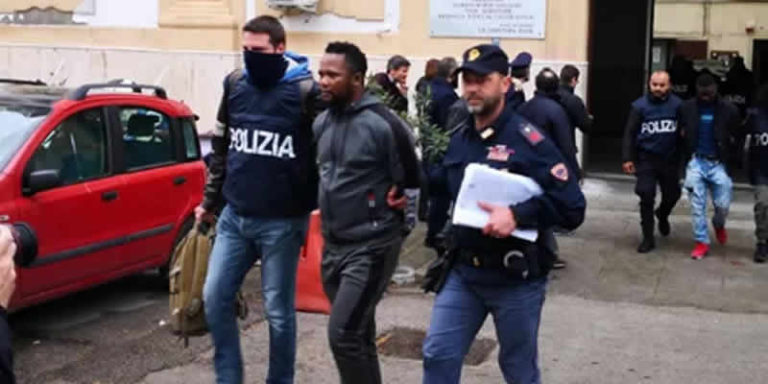 15 Nigerian 'Eiye' Confraternity Members Arrested In Italy