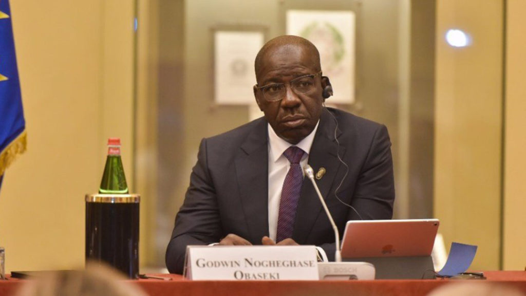 Obaseki: There Will Be No Mercy For Oshiomhole In Edo