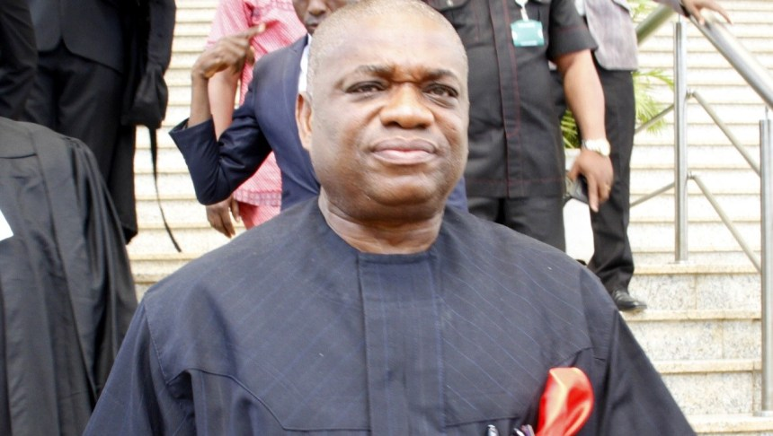 I Was Carrying Out My Constituency Projects While In Prison - Orji Uzor Kalu