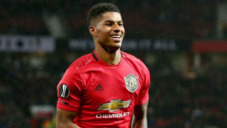 Marcus Rashford Bags Honourary Doctorate