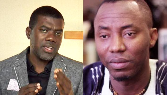 Reno Omokri, Sowore Spar Over Fraud Allegations