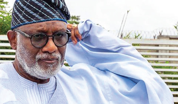 Ondo 2020: Why Danger Lies Ahead If Akeredolu Wins APC Primary - Primate Ayodele
