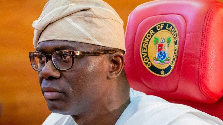 Sanwo-Olu Suspends LSFVCB Boss For Requesting 5% Levy On Digital Content