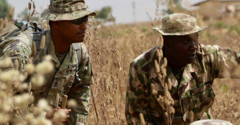 Ex- Soldier Reveals How He Was Shot By Colleague For Killing Boko Haram Terrorists [AUDIO]