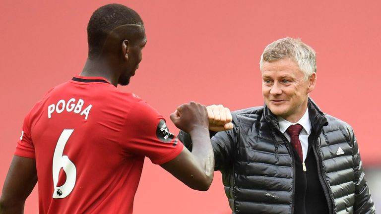Present Man Utd Team Is Miles Better Than Previous Ones - Solksjaer