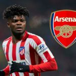 Athletico Madrid Decide On Arsenal Second Bid For Thomas Partey