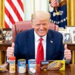 Trump Under Attack For 'Selling Beans' Amid Pandemic