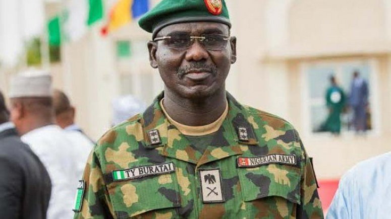 "Insecurity: ""Service Chiefs Have Not Disappointed President Buhari, Nigerians"" - Buratai"