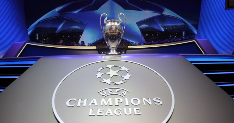 #UCLDraw: Bayern To Play Barcelona Or Napoli As Juventus May Face Man City [FULL DRAW]