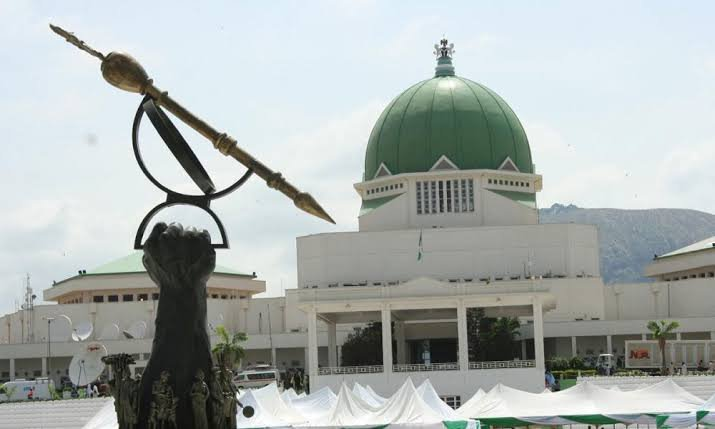 Omolari Kicked Out As New Clerks Take Over National Assembly