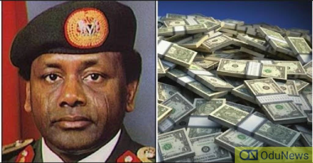 Nigeria Set To Receive €5.5m Abacha Loot From Ireland