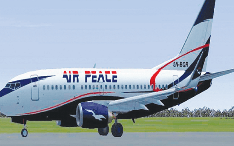 REPORT: Air Peace Sacks Most Of Its Pilots For Rejecting 80% Pay Cut