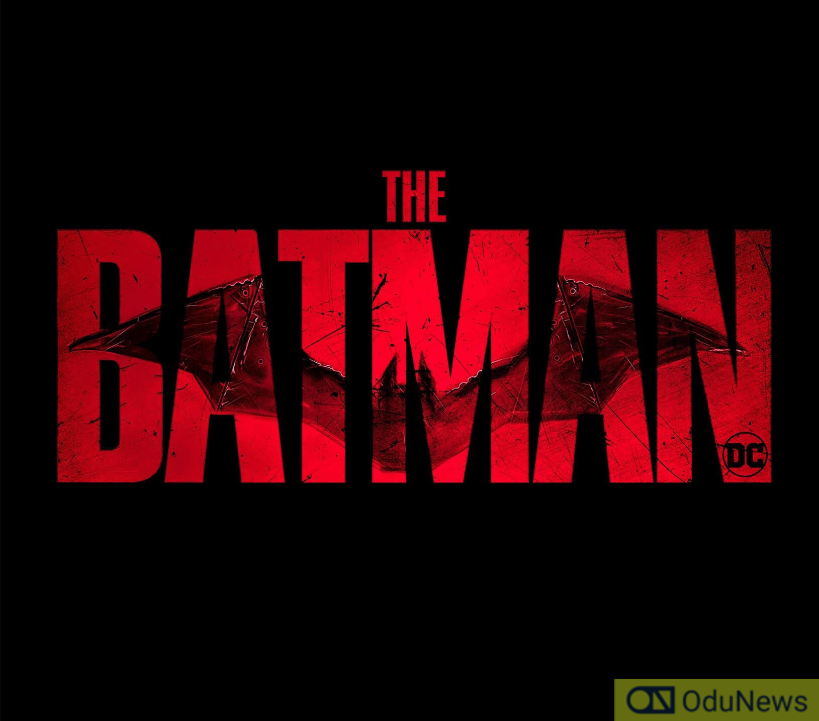 THE BATMAN movie logo