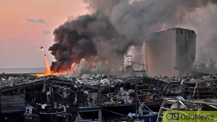 Beirut Explosion: Death Toll Rises To 100, Over 4,000 Injured