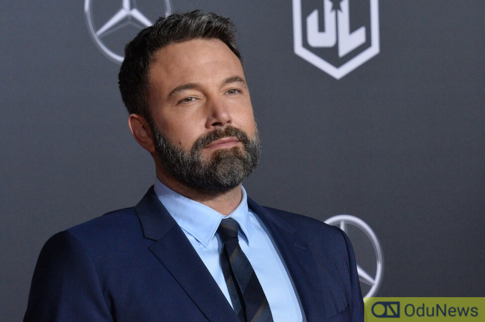 Ben Affleck returning as Batman in THE FLASH movie