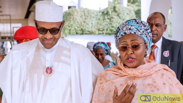 Group Attacks Buhari Over Wife's Foreign Medical Trip