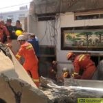 17 Dead As Restaurant Collapses In China