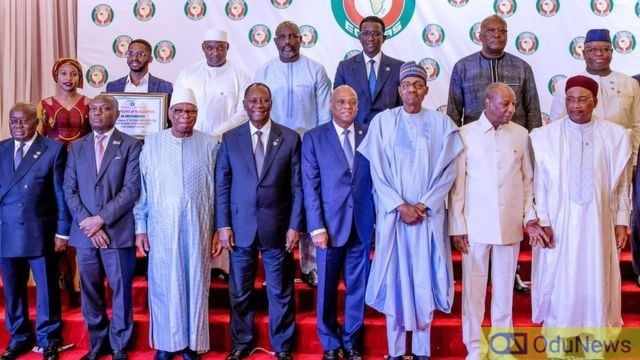 ECOWAS Moves To Suspend Mali Over Coup
