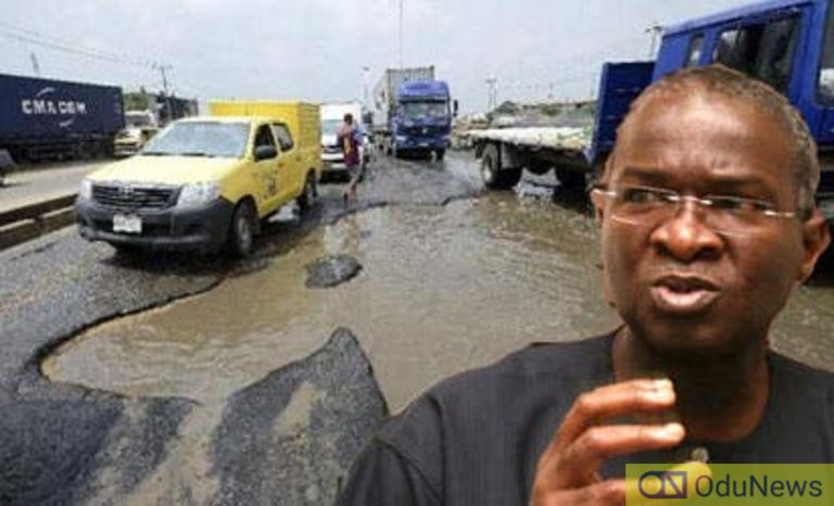 Nigeria Owes Road Contractors ₦336bn - Fashola