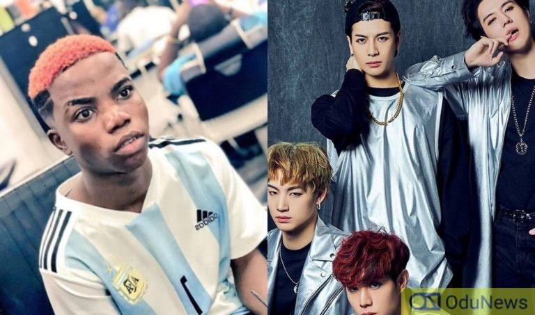 Lyta Under Fire For Plagiarising Music Video Of Kpop Artiste, GOT7