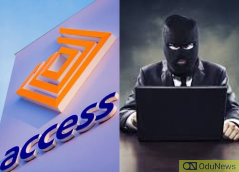 [VIDEO] Man Allegedly Hacks Over 2,000 Access Bank Accounts, Vows To Debit Customers
