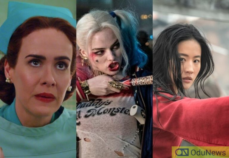 Chilling Trailer For Netflix's 'Ratched' Series, First Look For 'The Suicide Squad' Coming Soon & 'Mulan' Arriving On Disney Plus