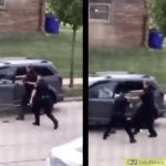 New Video Footage Shows Wisconsin Police Shooting A Black Man Multiple Times As He Enters A Car