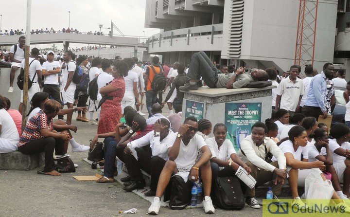 Nigeria's Unemployment Rate Rises To 27.1%