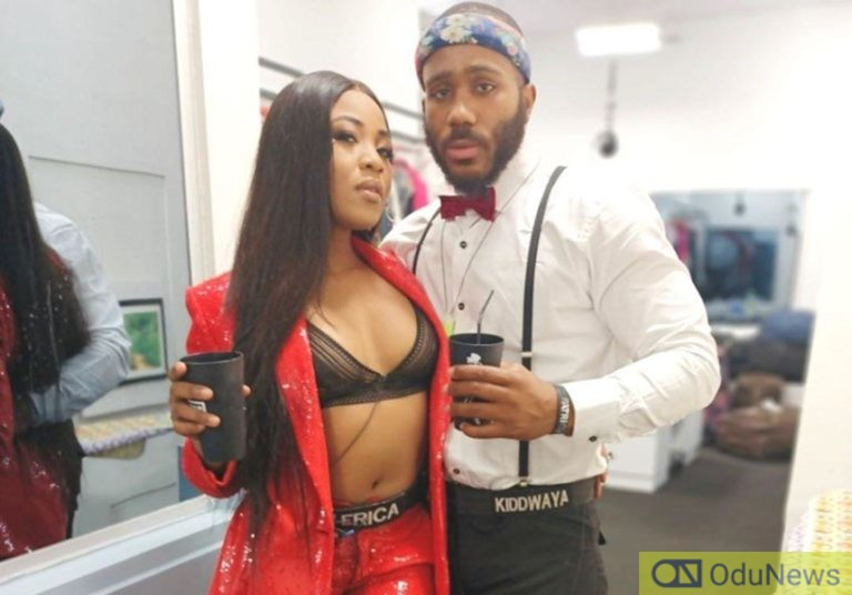 "#BBNaija: Erica Is Not My Babe, We Are ""Just Friends"" - Kiddwaya"