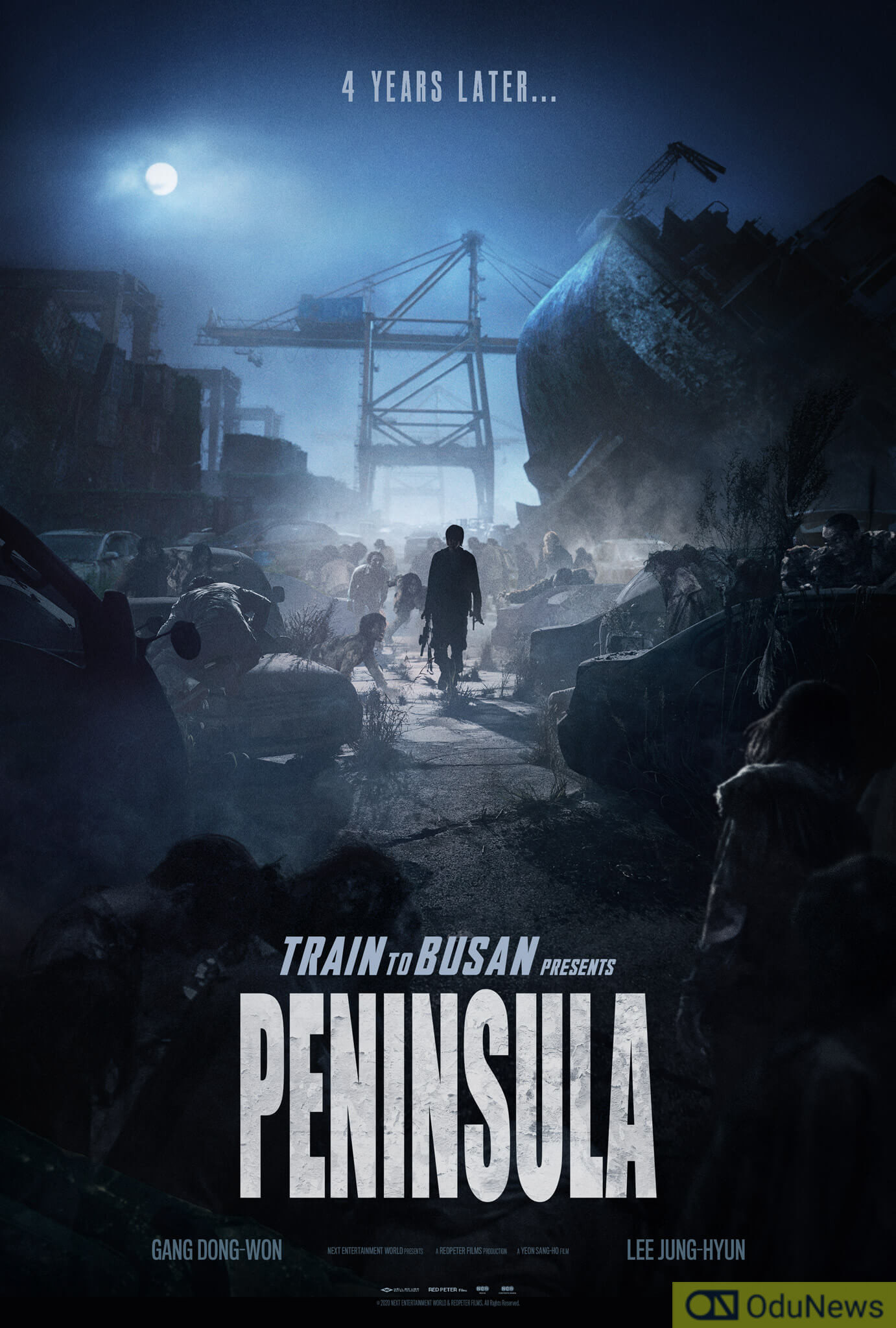 Peninsula movie poster