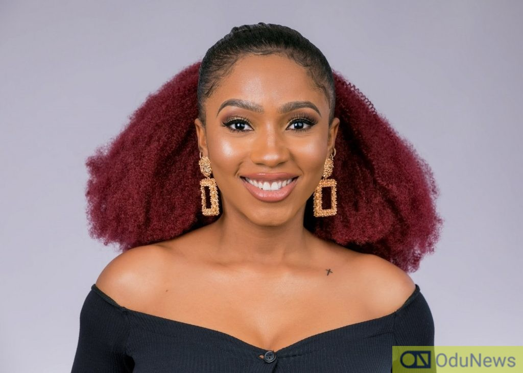 Mercy Eke Slams #BBNaija Fans, Says She's Too Busy To Watch The Show [VIDEO]
