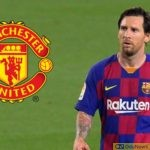 Manchester United Join Race To Sign Lionel Messi