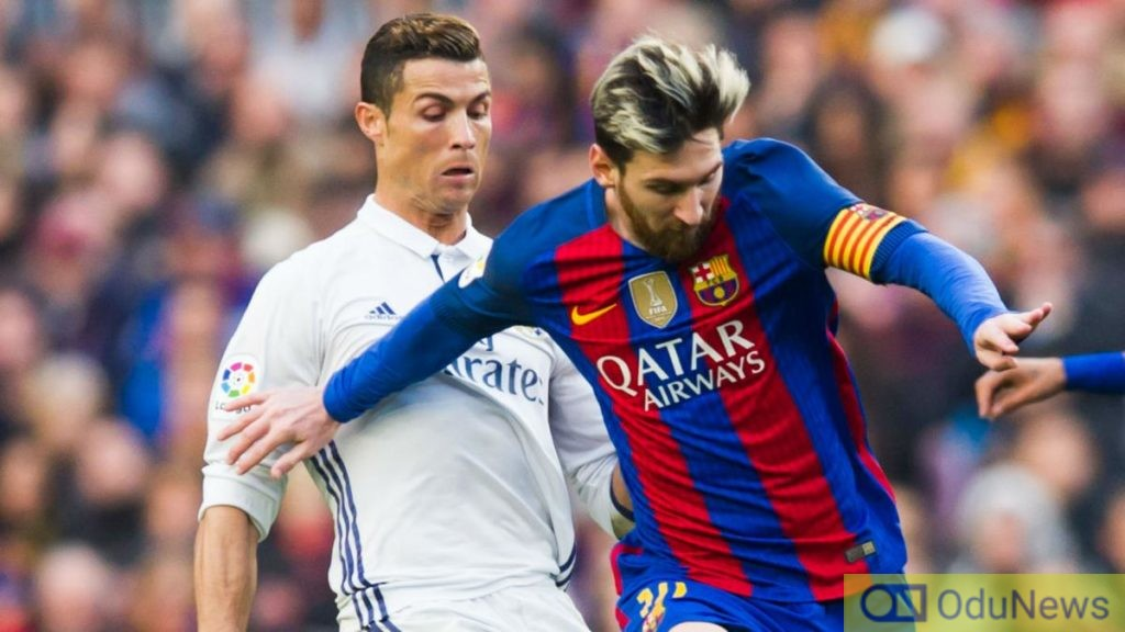 Messi Overtakes Ronaldo As Richest Footballer [SEE LIST]
