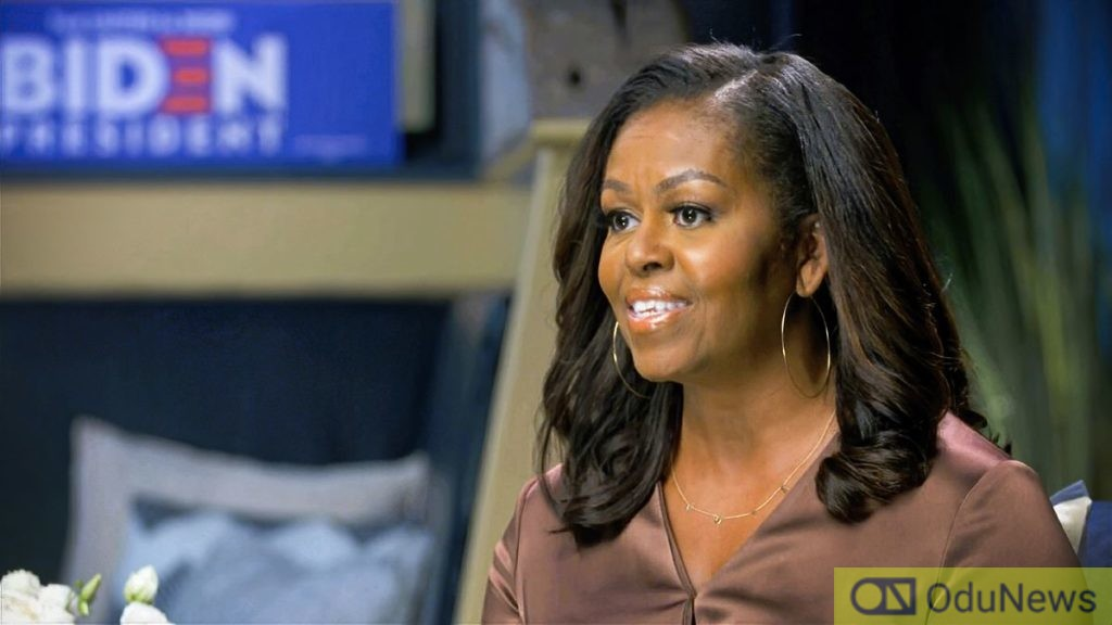 """Michelle Obama Lashes Out At """"Wrong President"""" Donald Trump"""